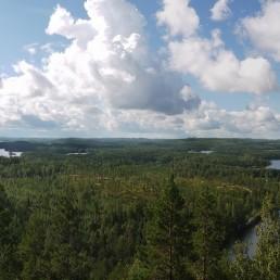 Lappeenranta lago Saimaa